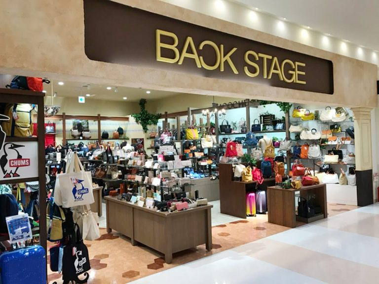 BACKSTAGE 上田店